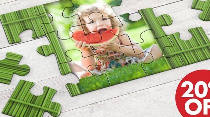 Έκπτωση 20% σε όλα τα Puzzles