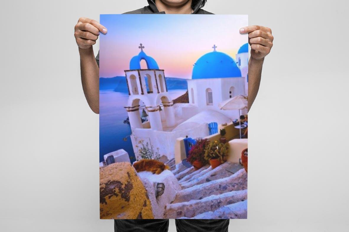 Εκτύπωση φωτογραφίας σε μεγάλα μεγέθη από το Print-Photos-Online.com