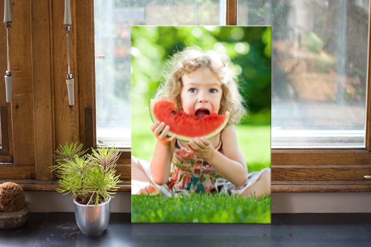 Εκτύπωση σε καμβά High Definition με την δική σας φωτογραφία από το Print-Photos-Online.com