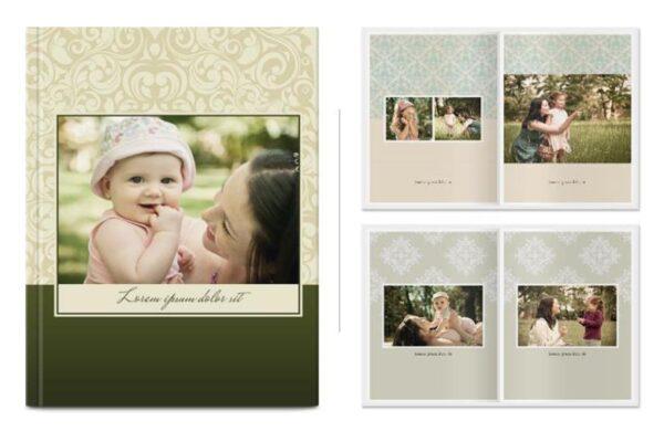 Κάθετο photobook 15x21cm