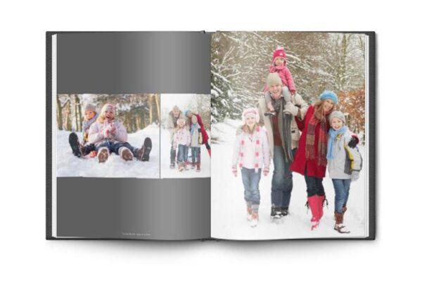 Κάθετο photobook 30x38cm