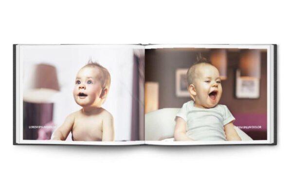 Οριζόντιο photobook 21x15cm