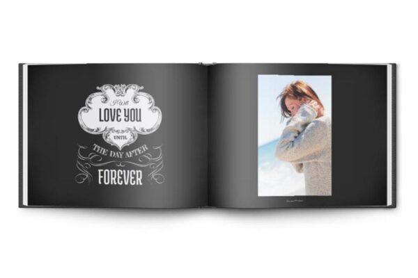 Οριζόντιο photobook 42x30cm
