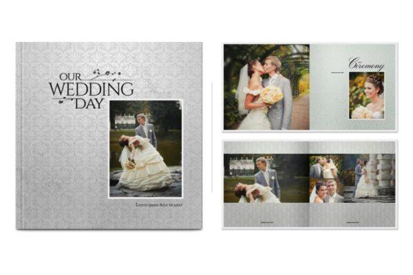 Τετράγωνο photobook 30x30cm