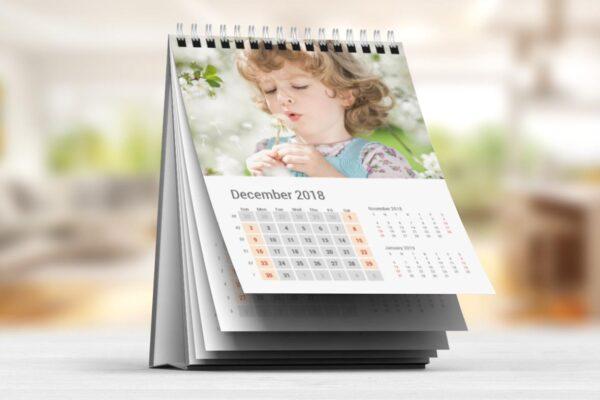 Ημερολόγιο γραφείου 15x20cm