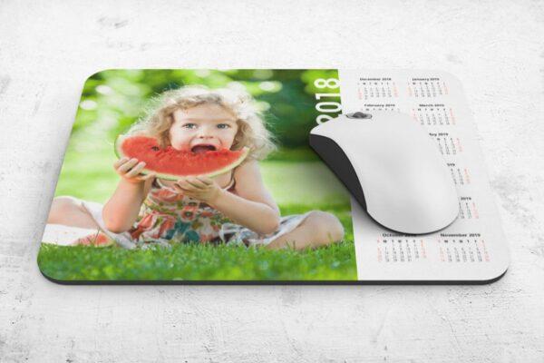Ημερολόγιο mousepad