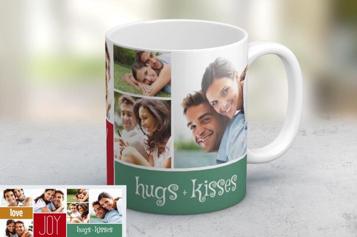 Εκτύπωση φωτογραφίας σε κούπα από το Print-Photos-Online.com
