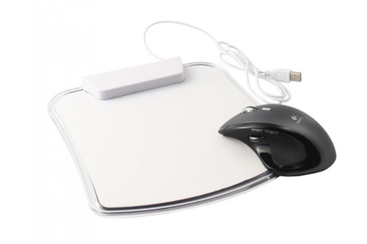 Εκτύπωση φωτογραφίας σε mousepad με usb hub από το Print-Photos-Online.com