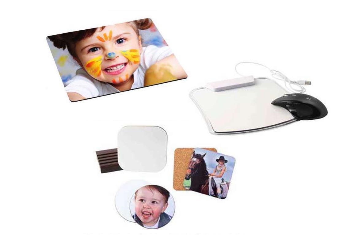 Εκτύπωση φωτογραφίας σε mousepad, σουπλά & σουβέρ από το Print-Photos-Online.com