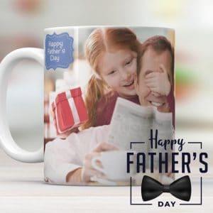 Εκτύπωση φωτογραφίας σε κούπα fathers-day