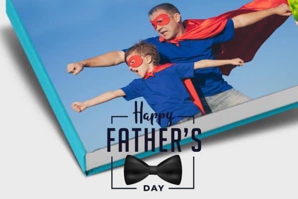 Εκτύπωση σε Photobook fathers day