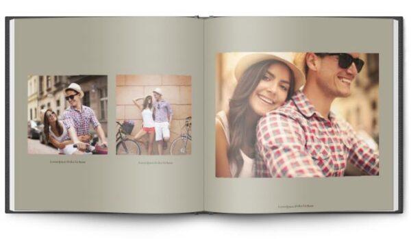 Εκτύπωση φωτογραφίας σε photobook από το Print-Photos-Online.com