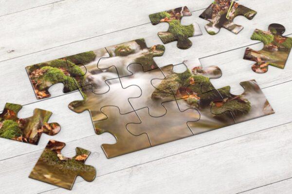 Εκτύπωση φωτογραφίας σε puzzle 10x15cm