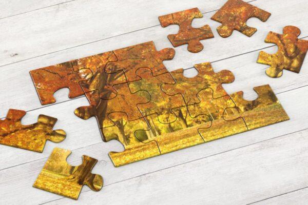 Εκτύπωση φωτογραφίας σε puzzle 15x21cm