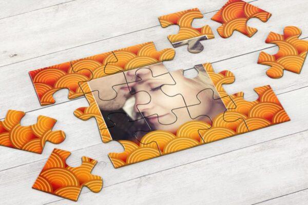 Εκτύπωση φωτογραφίας σε puzzle Α4 - 20x30cm