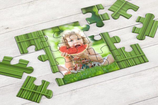 Εκτύπωση φωτογραφίας σε puzzle Α3 - 24x36cm