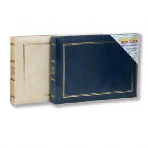Άλμπουμ φωτογραφιών με 40 θήκες 15x21cm (κωδικός 11122)