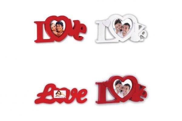 Κορνίζες Love από το Print-Photos-Online.com