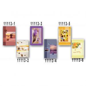 Άλμπουμ φωτογραφιών ψηλό με 300 θήκες φωτογραφιών 10x15cm (κωδικός 11113)