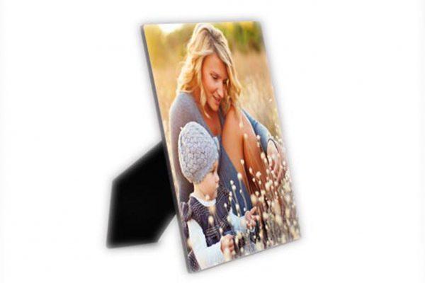 Εκτύπωση φωτογραφίας σε επιτραπέζιο κάδρο 20x25cm