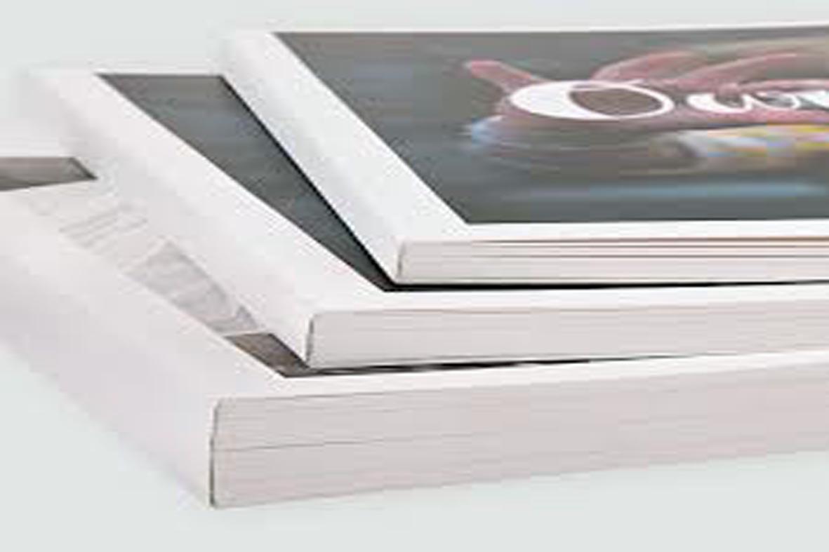 Photobook με μαλακό εξώφυλλο με φωτογραφία