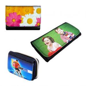 Εκτύπωση φωτογραφίας σε πορτοφόλι
