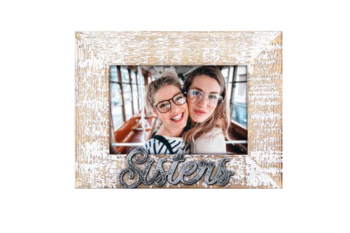 Kορνίζα 10x15cm Sisters από το Print-Photos-Online.com