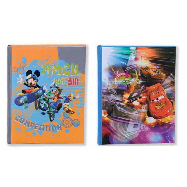Άλμπουμ φωτογραφιών Disney 24x32cm με 30 φύλλα ριζόχαρτο (κωδικός 11143) από το Print-Photos-Online.com