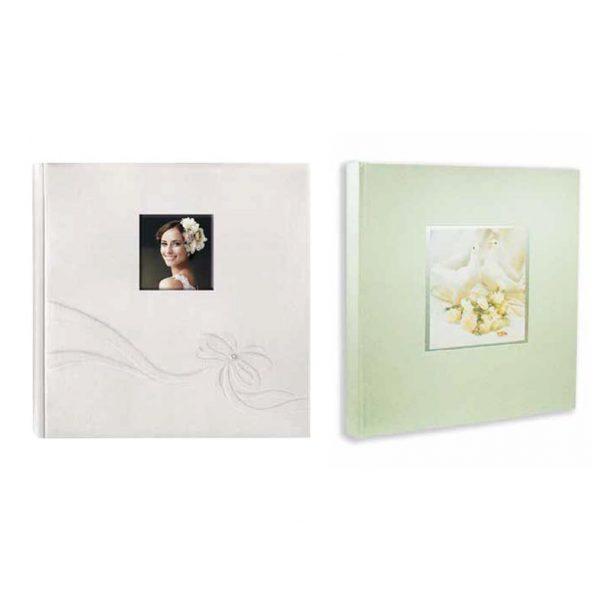 Άλμπουμ φωτογραφιών 30x30cm με 30 φύλλα & ριζόχαρτο (κωδικός 12668 - 12134) από το Print-Photos-Online.com
