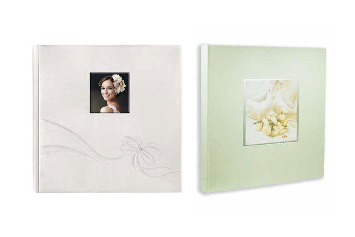 Άλμπουμ φωτογραφιών 30x30cm με 30 φύλλα & ριζόχαρτο (κωδικός 12668) από το Print-Photos-Online.com
