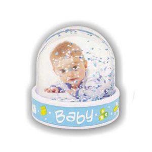 Snowglob Baby Boy