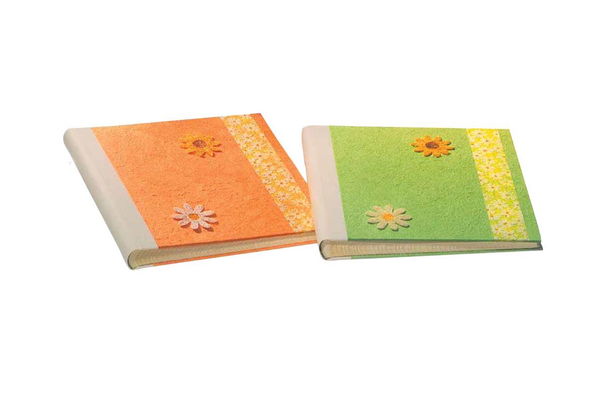 Άλμπουμ φωτογραφιών με craft εξώφυλλο & ριζόχαρτο (κωδικός 12335) από το Print-Photos-Online.com