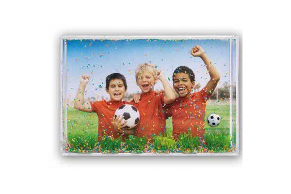 Snowglob Football 10×15cm