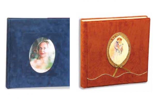 Άλμπουμ φωτογραφιών με ριζόχαρτο (κωδικός 12013) από το Print-Photos-Online.com