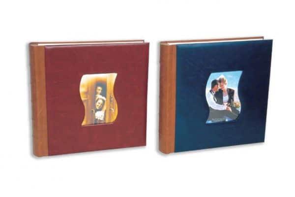 Άλμπουμ φωτογραφιών με ριζόχαρτο (κωδικός 85641) από το Print-Photos-Online.com