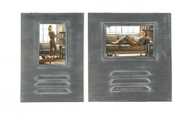 Μεταλλική κορνίζα 10x15cm Chivasso από το Print-Photos-Online.com