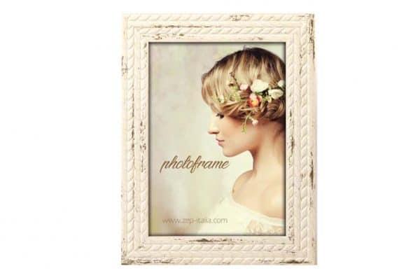 Κορνίζα Livia White από το Print-Photos-Online.com