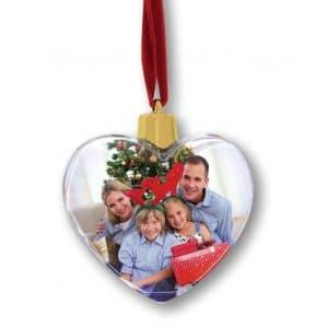 Χριστουγεννιάτικη καρδιά από το Print-Photos-Online.com
